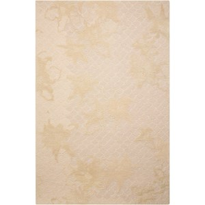 "Nourison Escalade 8' x 10'6"" Sand Rectangle Rug"
