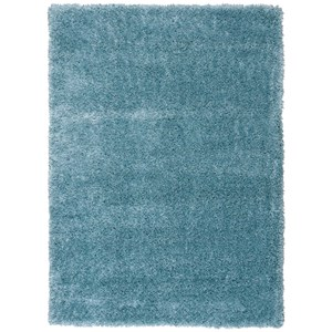 "Nourison Escape 3'11"" x 5'11"" Aqua Rectangle Rug"