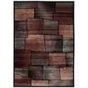 """Nourison Expressions 9'6"""" x 13'6"""" Multicolor Rectangle Rug - Item Number: XP05 MTC 96X136"""