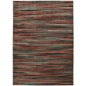 "Nourison Expressions 7'9"" x 10'10"" Multicolor Rectangle Rug"