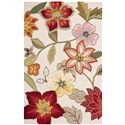 "Nourison Fantasy Area Rug 2'3"" X 8' - Item Number: 10431"
