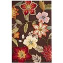 "Nourison Fantasy Area Rug 2'3"" X 8' - Item Number: 10432"