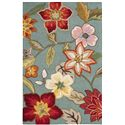 "Nourison Fantasy Area Rug 2'3"" X 8' - Item Number: 10433"
