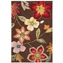 "Nourison Fantasy Area Rug 5' X 7'6"" - Item Number: 10474"