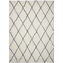 Nourison Galway 5' X 7' Iv/Grey              Rug - Item Number: GLW11 IVGRY 5X7