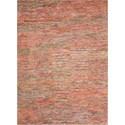 "Nourison Gemstone1 3'9"" X 5'9"" Fire Opal Rug - Item Number: GEM01 FIREO 39X59"