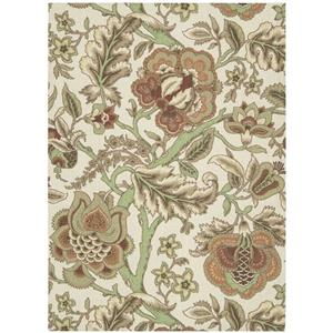 Nourison Global Awakening Area Rug 8' X 10'