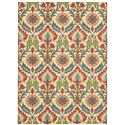 Nourison Global Awakening Area Rug 5' X 7' - Item Number: 17704