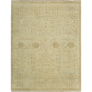 "Nourison Grand Estate 7'9"" x 9'9"" Sky Area Rug"