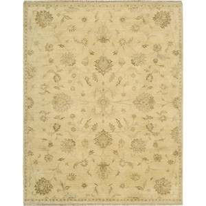 "Nourison Grand Estate 9'9"" x 13'9"" Beige Area Rug"