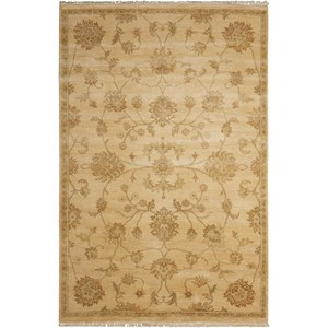 "Nourison Grand Estate 9'9"" x 13'9"" Beige Rectangle Rug"