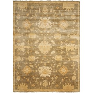"Nourison Grand Estate 7'9"" x 9'9"" Sage Rectangle Rug"