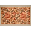 "Nourison Graphic Illusions 2'3"" x 3'9"" Light Gold Rectangle Rug - Item Number: GIL10 LGD 23X39"