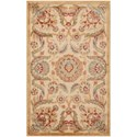 "Nourison Graphic Illusions 2'3"" x 3'9"" Beige Rectangle Rug - Item Number: GIL17 BGE 23X39"