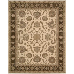 12' x 15' Beige Rectangle Rug