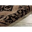 Nourison Heritage Hall 12' x 15' Black Rectangle Rug