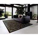Nourison Home & Garden 10' x 13' Black Area Rug