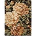 """Nourison Impressionist 5'6"""" x 7'6"""" Harvest Rectangle Rug - Item Number: IMPR1 HRVST 56X76"""