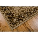 Nourison India House 5' x 8' Taupe Rectangle Rug