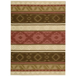 Nourison India House 5' x 8' Espre Rectangle Rug