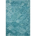 "Nourison Interlock 3'9""X5'9""  Rug - Item Number: ITL01 MARIN 39X59"