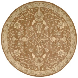 Nourison Jaipur 8' x 8' Terraco Round Rug