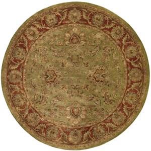 Nourison Jaipur 8' x 8' Olive Round Rug