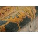 Nourison Jaipur 8' x 8' Denim Round Rug