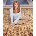 Nourison Kathy Ireland Home presents Lumiere 3'6