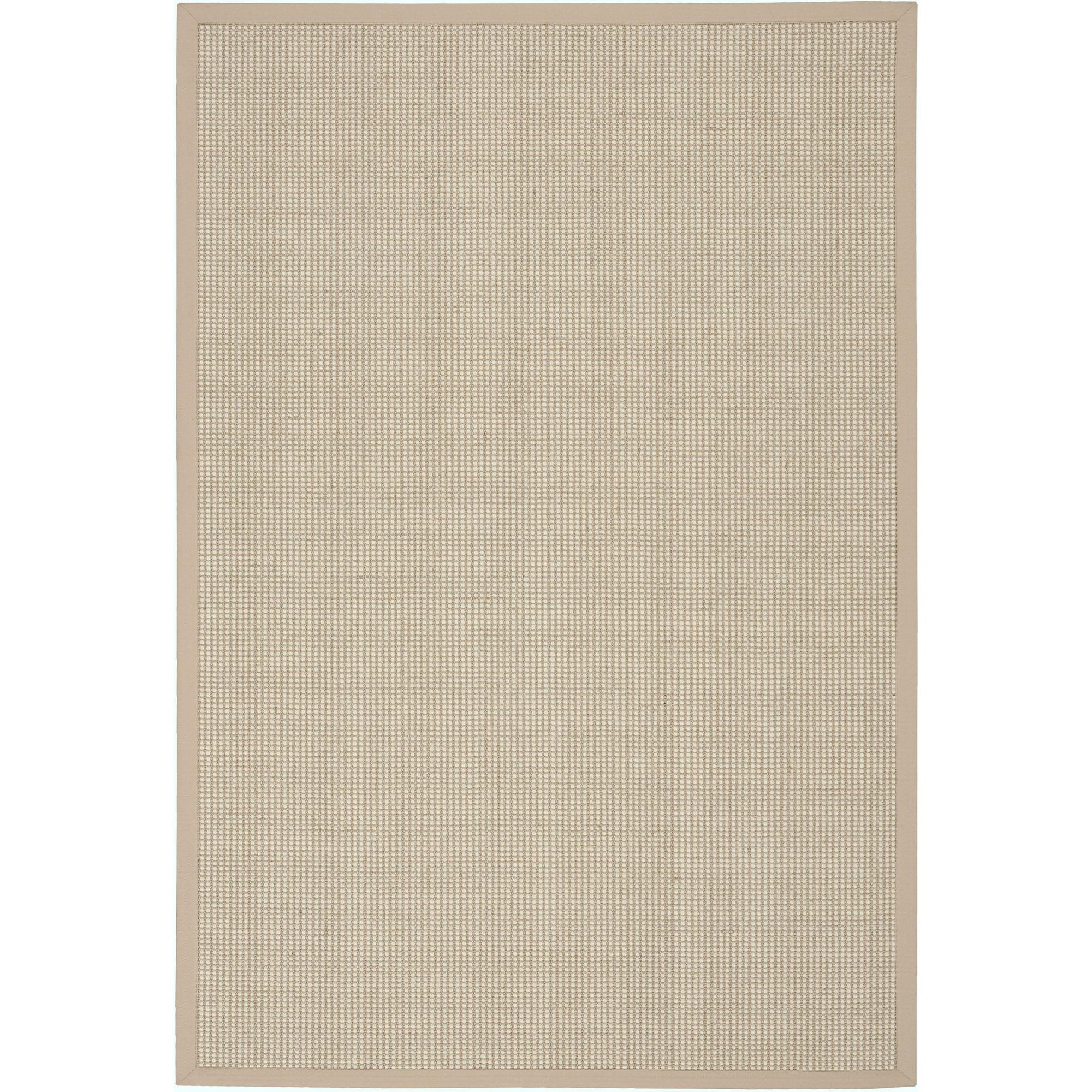 "Nourison Kathy Ireland Home presents Seascape 5' x 7'6"" Shell Area Rug - Item Number: 31376"