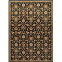 "Nourison KI12: Ancient Times 7'9"" x 10'10"" Rug - Item Number: 24130"