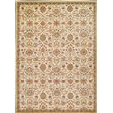 "Nourison KI12: Ancient Times 3'9"" x 5'9"" Rug - Item Number: 24138"