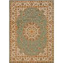 "Nourison KI12: Ancient Times 7'9"" x 10'10"" Rug - Item Number: 24152"