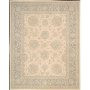 """Nourison Royal Serenity by Kathy Ireland Home 5'6"""" x 7'5"""" Rug"""
