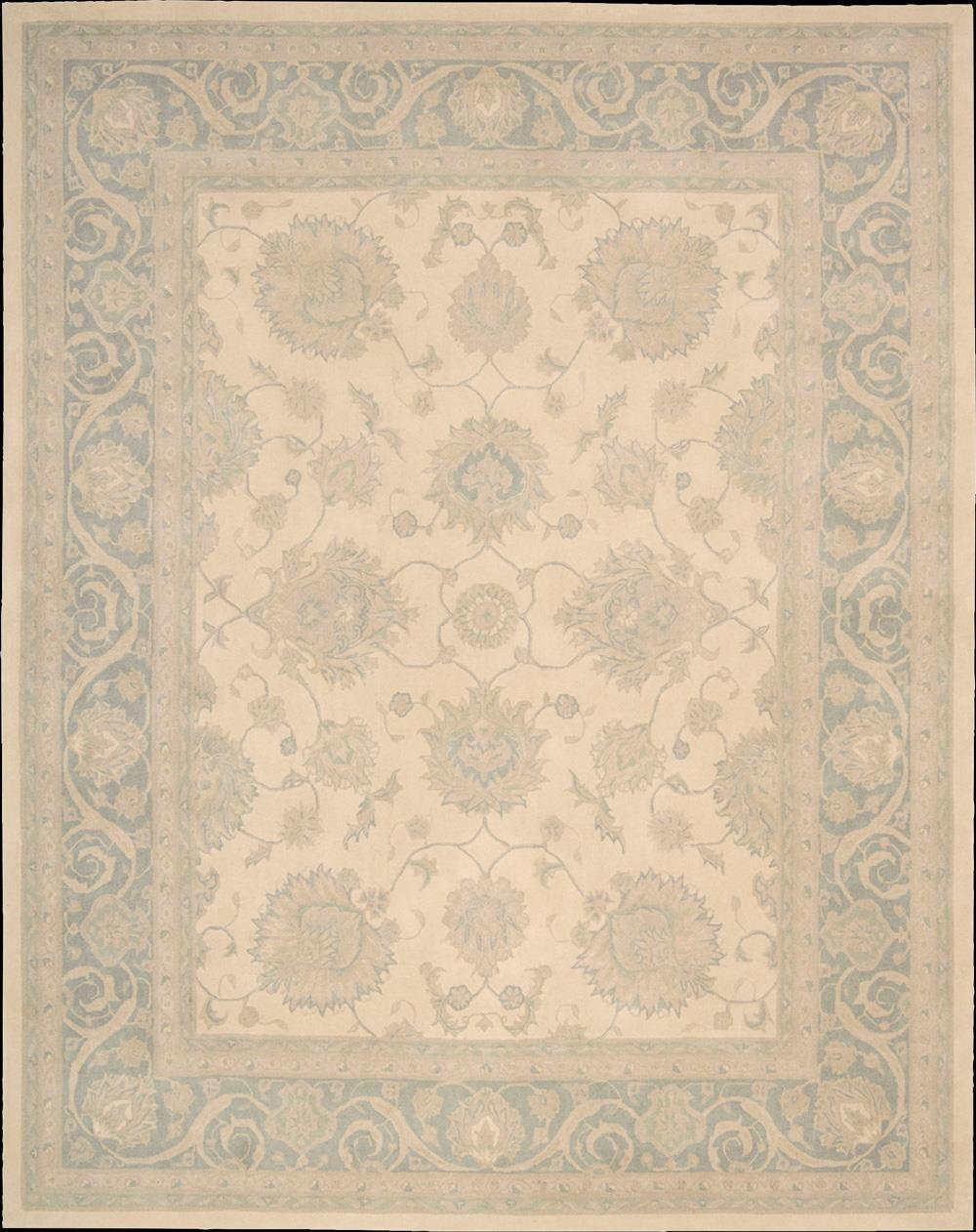 Nourison Royal Serenity by Kathy Ireland Home 8' x 11' Rug - Item Number: 28231