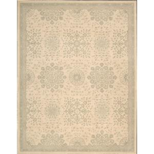 """Nourison Royal Serenity by Kathy Ireland Home 2'3"""" x 8' Rug"""