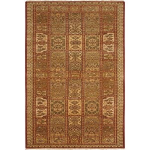 "Nourison Legend 2'6"" x 8' Multicolor Area Rug"