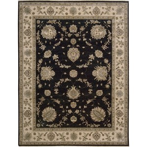 "Nourison Legend 8'6"" x 11'6"" Midnight Area Rug"