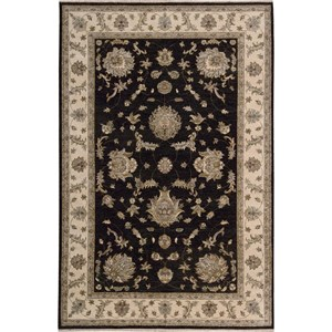 "Nourison Legend 9'9"" x 13'9"" Midnight Area Rug"