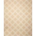 Nourison Linear 5' x 7' Beige Rectangle Rug - Item Number: LIN08 BGE 5X7