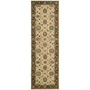 "Nourison Living Treasures Area Rug 2'6"" X 12'"