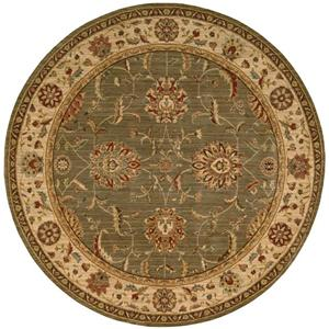 "Nourison Living Treasures Area Rug 7'10"" X 7'10"""