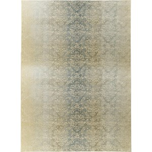 "Nourison Luminance 9'3"" x 12'9"" Sea Mist Area Rug"