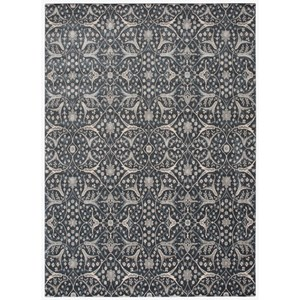 "Nourison Luminance 5'3"" x 7'5"" Graphite Area Rug"
