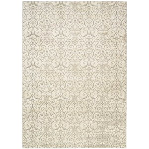 "Nourison Luminance 7'6"" x 10'6"" Opal Rectangle Rug"