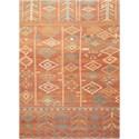 Nourison Madera 5' X 7' Sunset Rug - Item Number: MAD05 SUNST 5X7