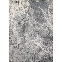 "Nourison Maxell 9'3"" X 12'9"" Grey Rug - Item Number: MAE11 GREY 93X129"