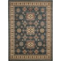 "Nourison Maymana 7'10"" x 10'10"" Midnight Area Rug - Item Number: 28145"