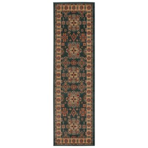 "2'2"" X 7'6"" Midnight Rug"