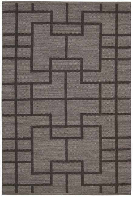 "Nourison Maze Area Rug 5'3"" X 7'5"" - Item Number: 19016"
